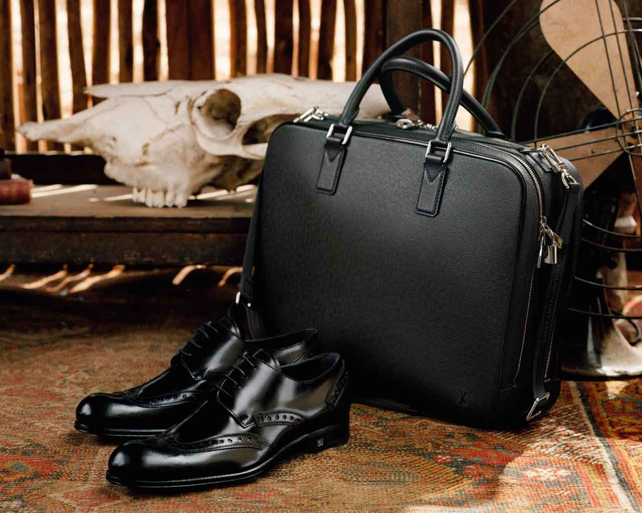 about the company luxury shoe and bag