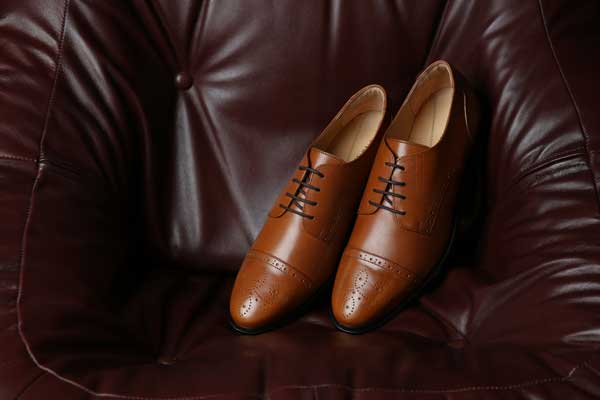 Derby shoes image