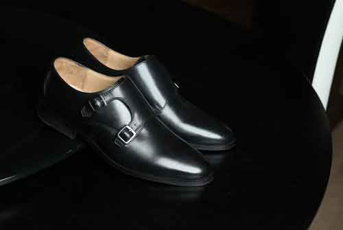 Charcoal Grey shoes image