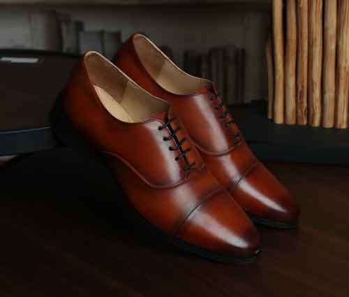 Cocoa Brown shoes image