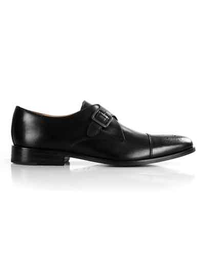 Black category shoe image