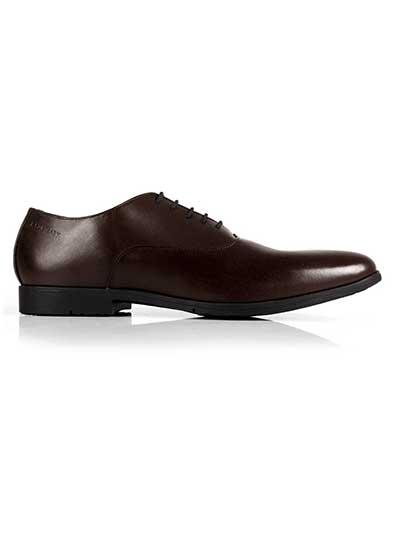 Premium Brown Plain home carousel shoe image
