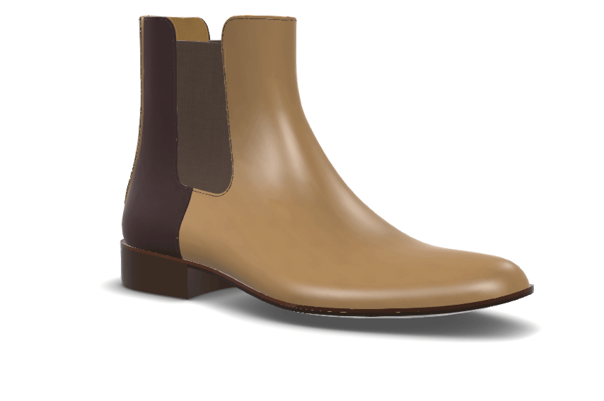 Chelsea Boot Plain model image
