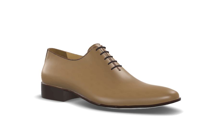 Wholecut Oxford model image