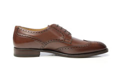 Shoe Guide Brogue Derby shoe image
