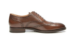 Shoe Guide Brogue Oxford shoe image